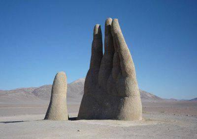Акатама пустыня