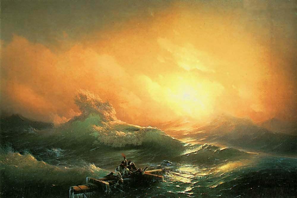 Что вызывает цунами