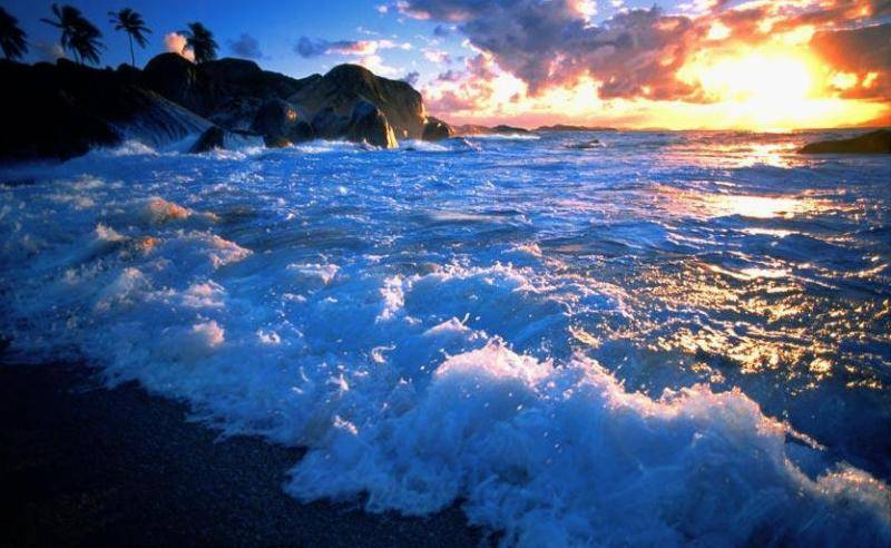 Сколько морей на планете земля
