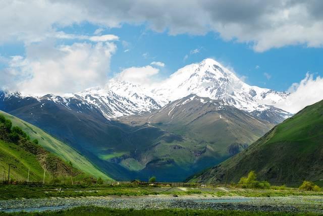 Горы россии и их высота и название