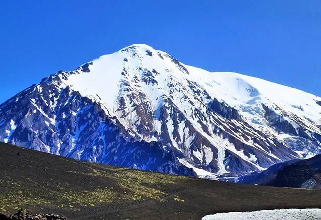 Знаменитые вулканы россии