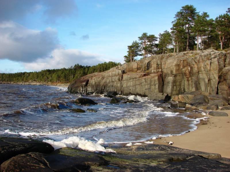 Обитаемые острова россии