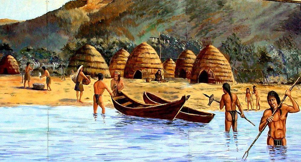 Аборигены северной америки