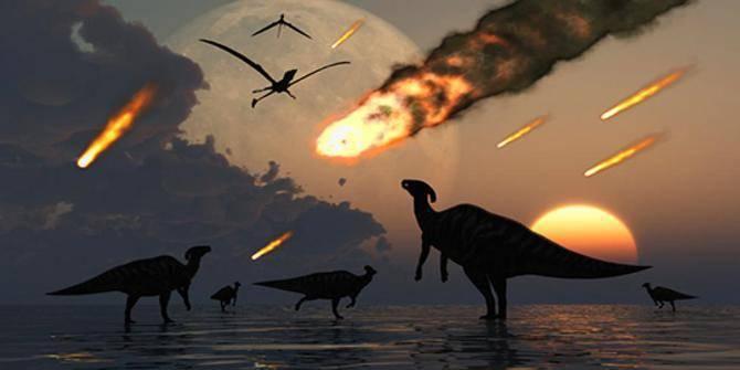Кто жил на земле до динозавров