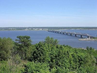 Куда впадают реки россии