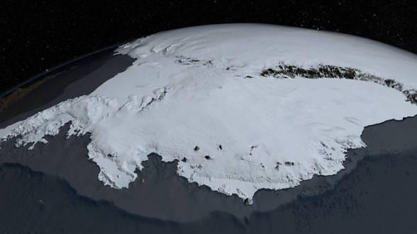 Карта антарктиды с названиями