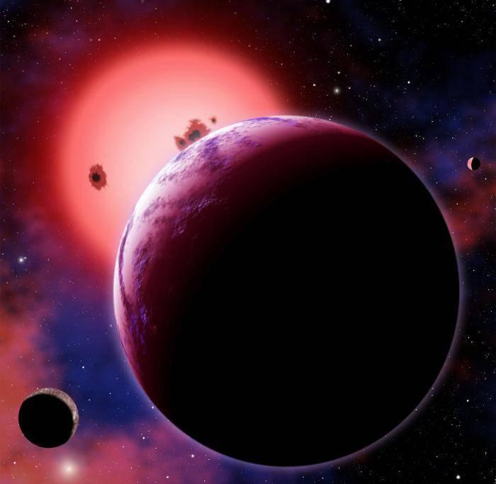 Чем планеты отличаются от солнца