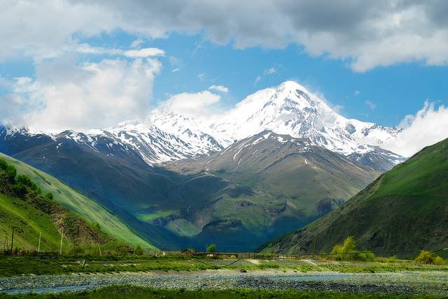 Российские горы и их высота