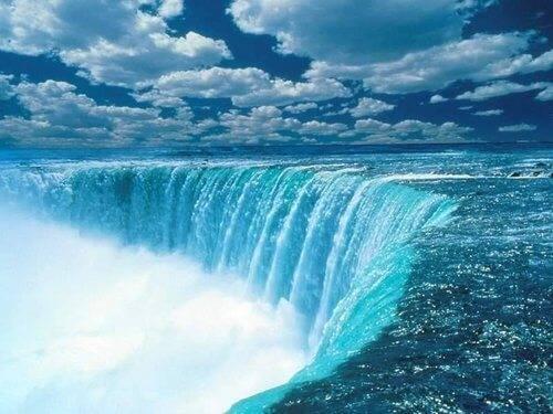 Самый большой водопад в южной америке