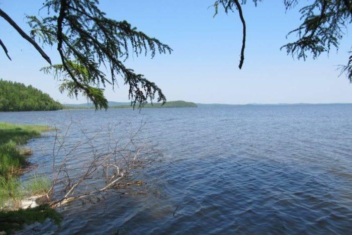 Какие бывают озера в россии