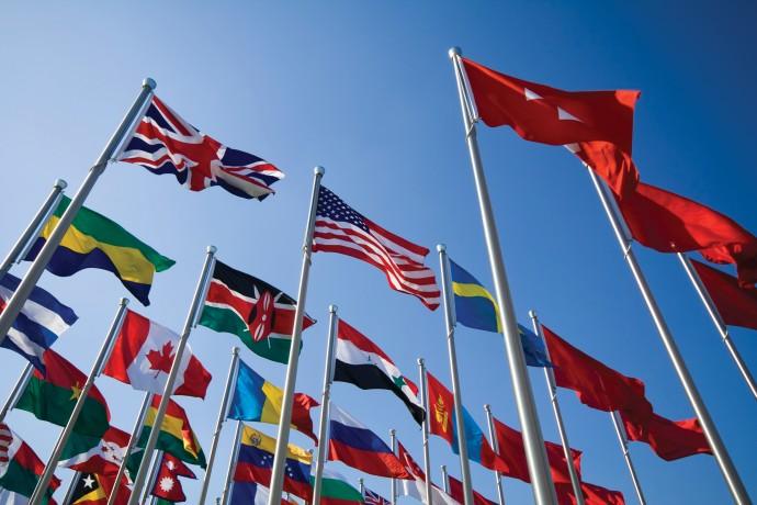 Столицы государств мира