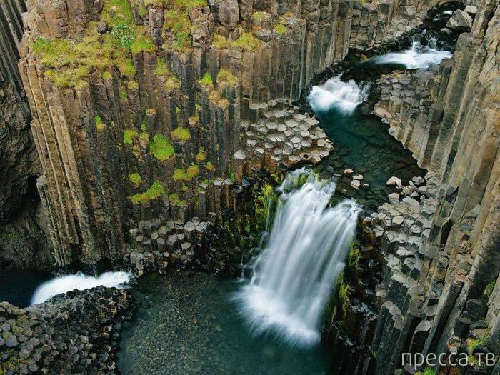 Удивительные природные явления фото