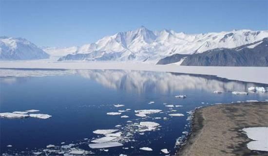 Антарктический и арктический пояса