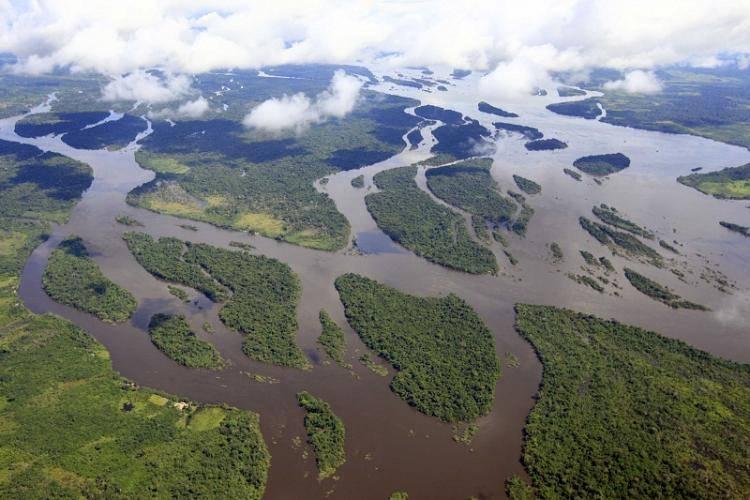 Река обь длиннее чем янцзы