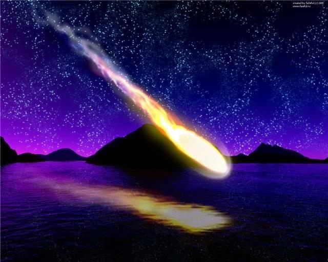 Из чего состоят кометы
