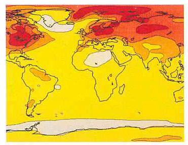 Усиление парникового эффекта