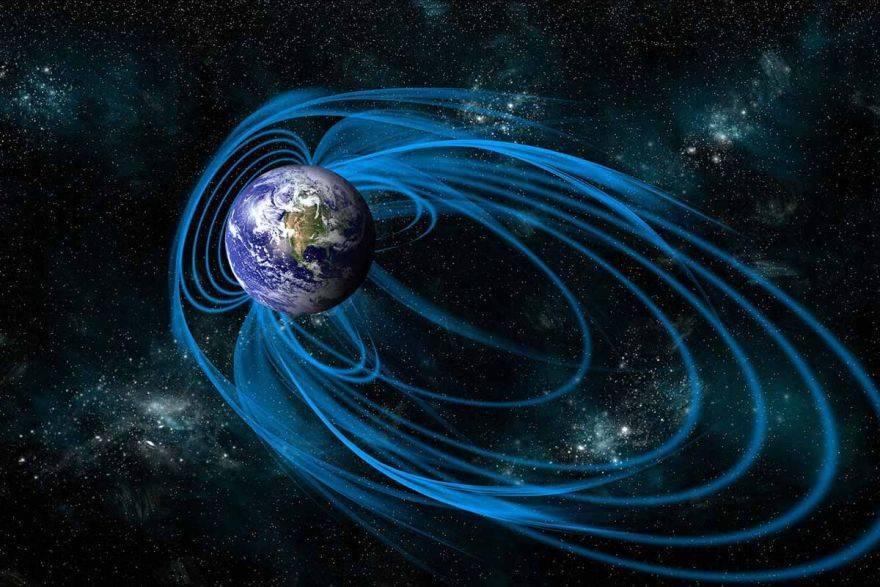 Магнитные полюса земли сейчас