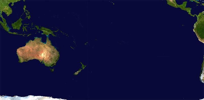 Самое молодое государство океании