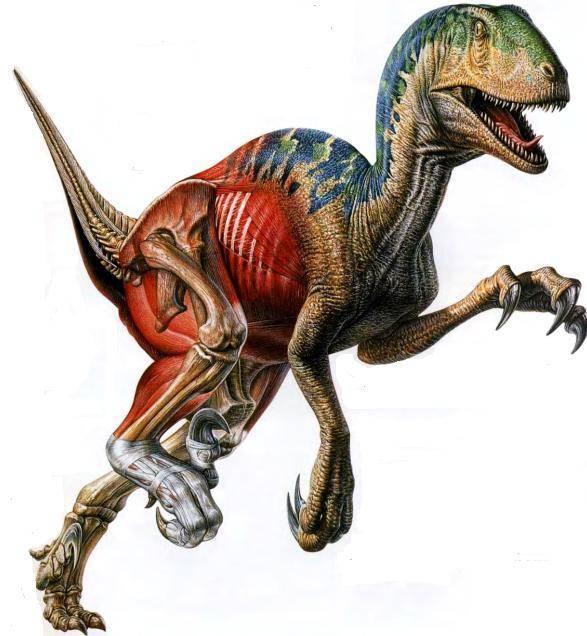 Двуногий динозавр