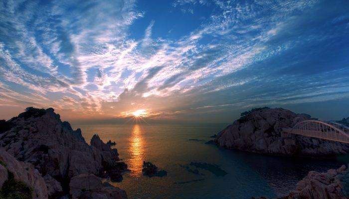 Описание восхода солнца сочинение