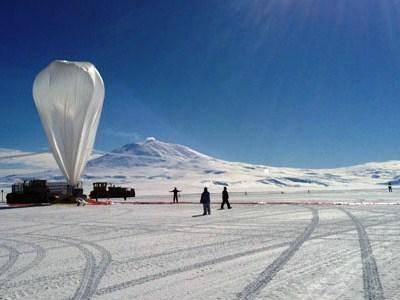 Температура воды в антарктиде