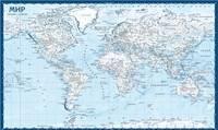 Пять океанов земли названия