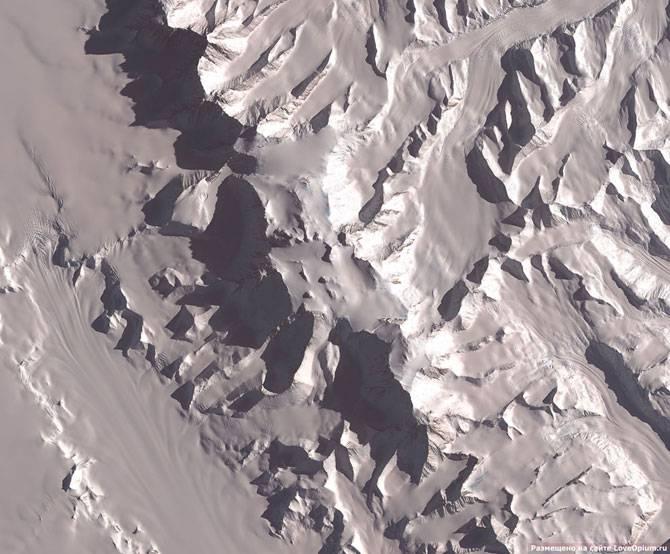 Как выглядят горы