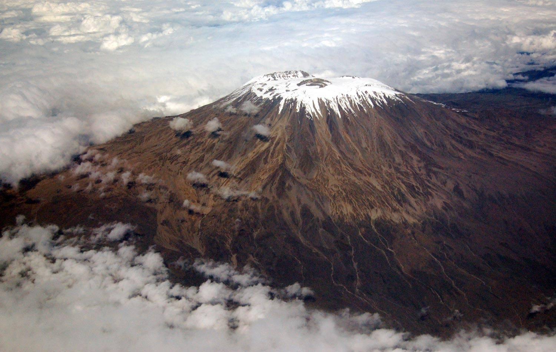 Найвища гора африки