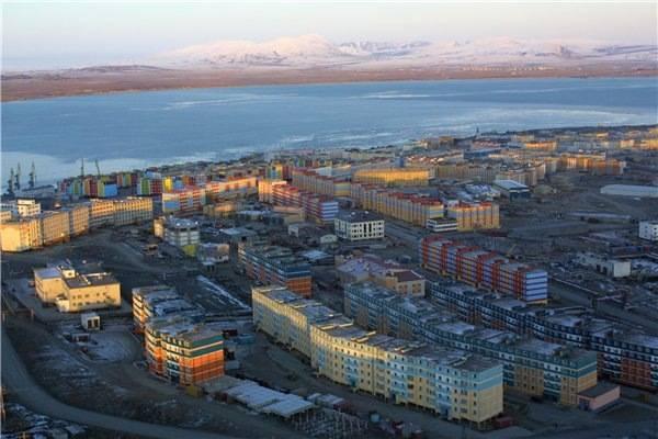 Самый холодный регион россии