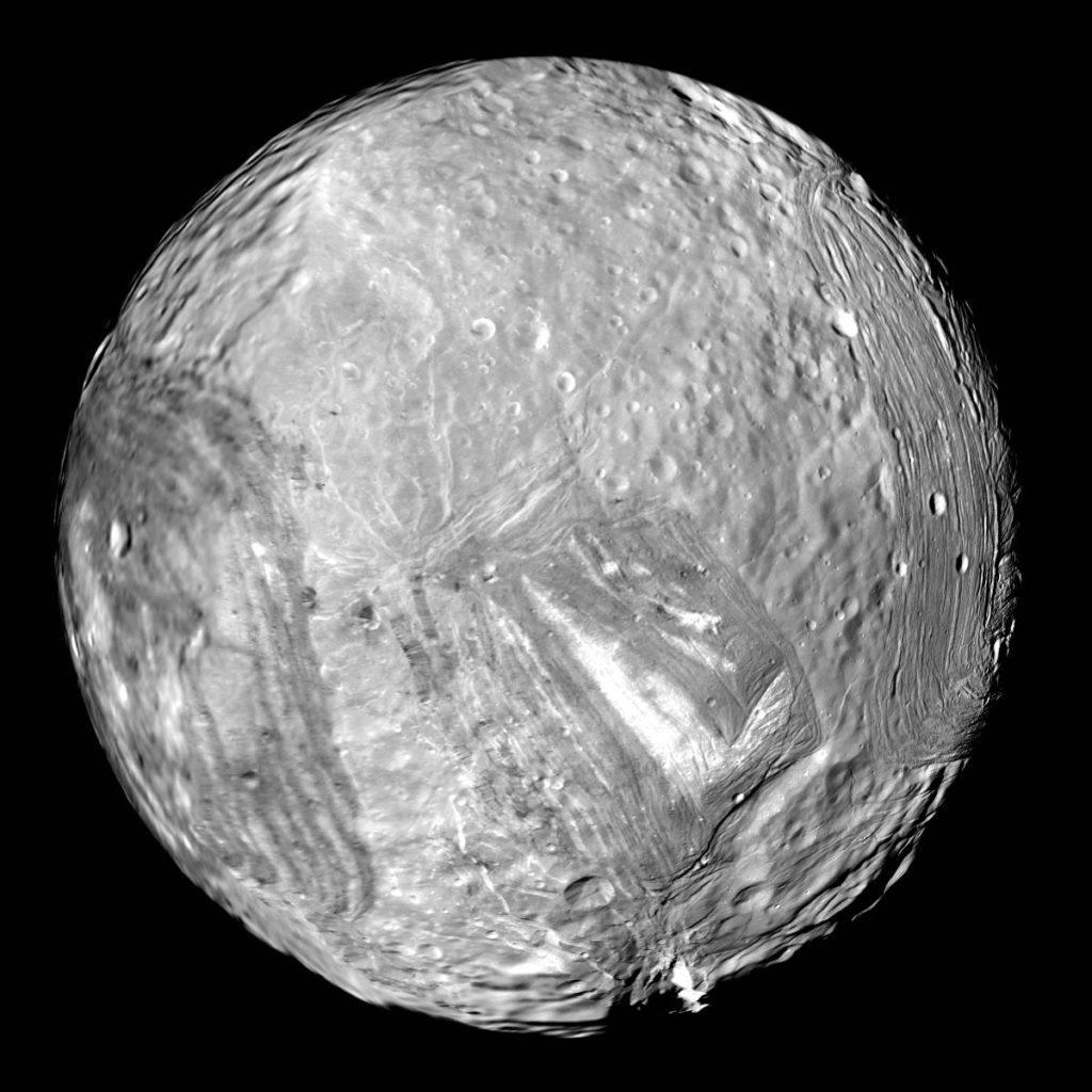 Седьмая планета солнечной системы