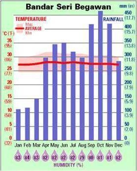 Характеристика экваториального климата