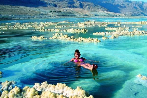 Плотность воды в мертвом море