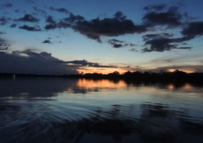Сообщение о амазонке