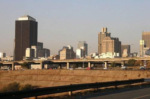 Самый населенный город африки