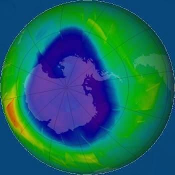 Как образовалась атмосфера земли