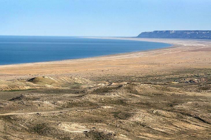Аральское море почему высохло