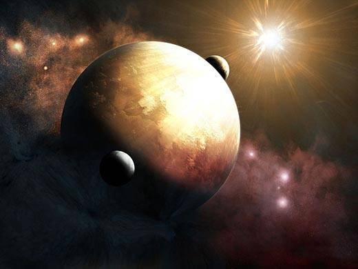 Ближайшими к земле планетами солнечной системы являются