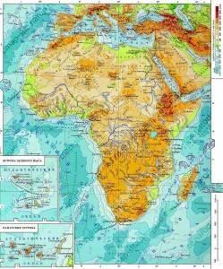 Дослідники які вивчали природу африки