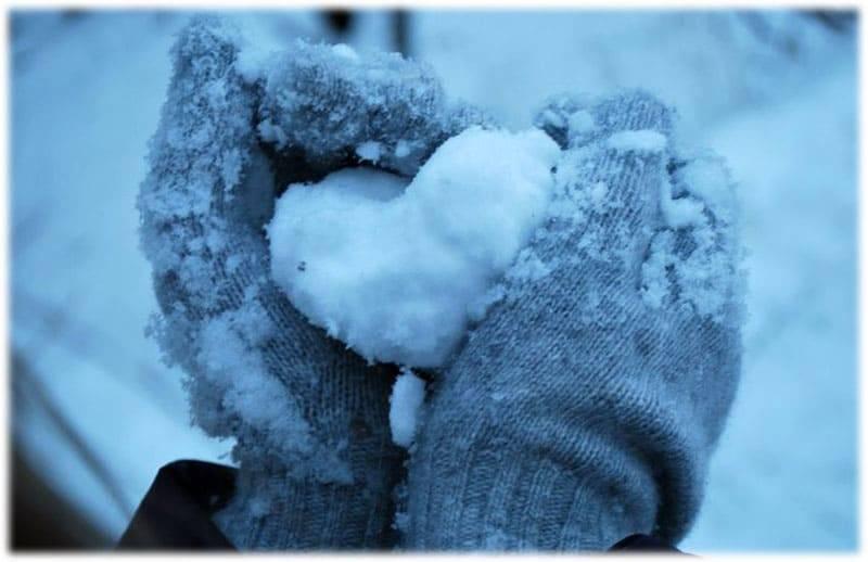 Сочинение я люблю зиму