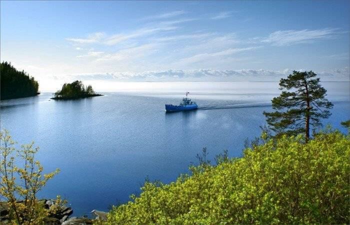 Озера россии фото