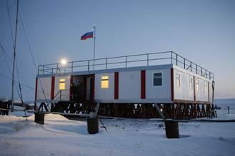 Зона арктических пустынь рисунки