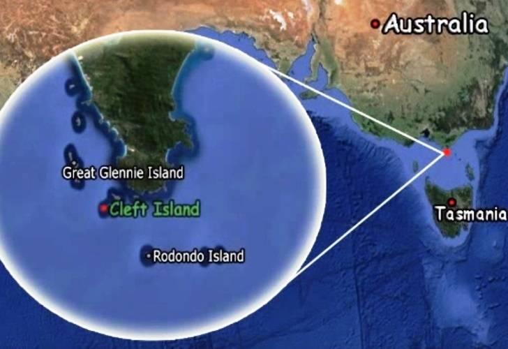 Австралийский остров