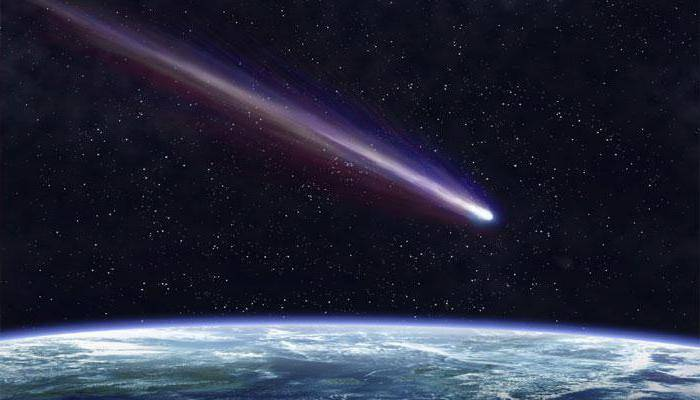 Чем отличается метеорит от кометы