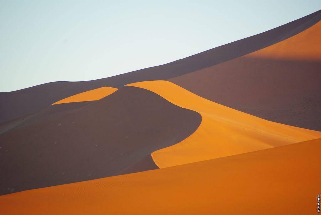 Пустыня намиб на карте мира