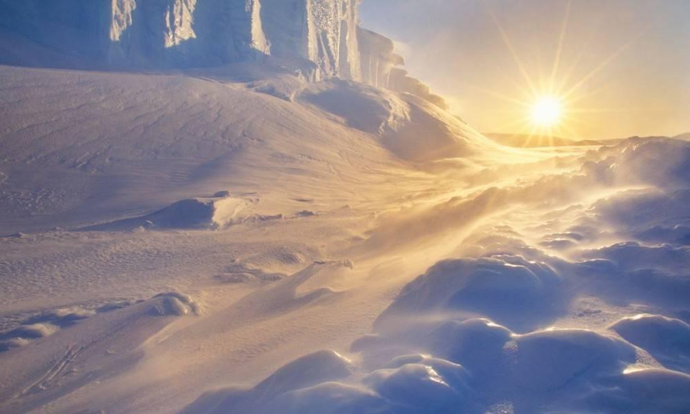 Природные зоны антарктиды