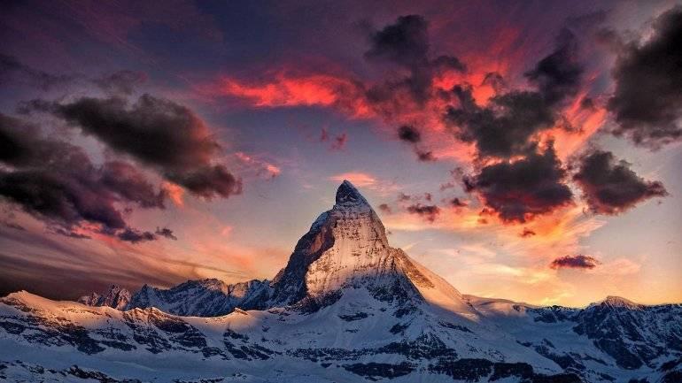 Красивые виды гор
