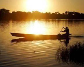 Самое глубокое озеро африки