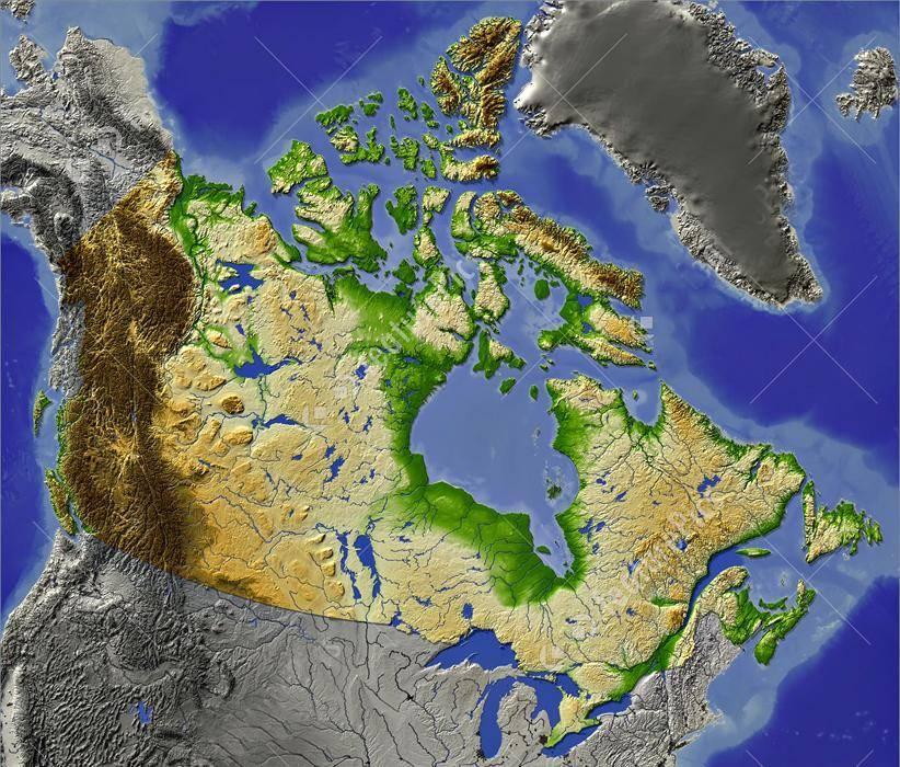 Почвенные ресурсы канады
