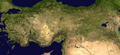 Какие есть полуострова в мире