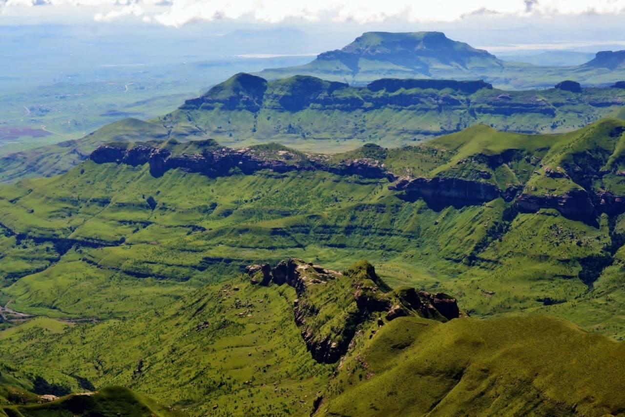 Горы африки список